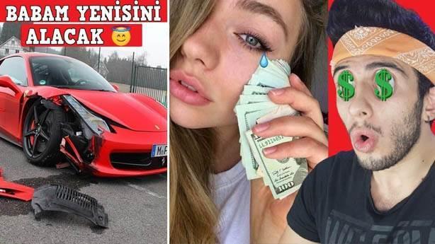 6- Zengin olduğunuzu belli edin