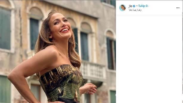 Jennifer Lopez neden kendini ait hissetmiyor?
