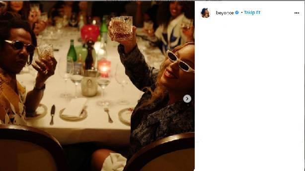 Beyonce ile Jay-Z 'den 500 milyon dolarlık tatil