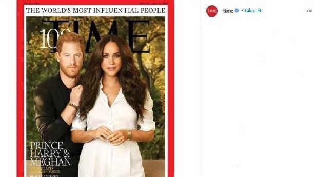 Meghan Markle ve Prens Harry o listeye girdi