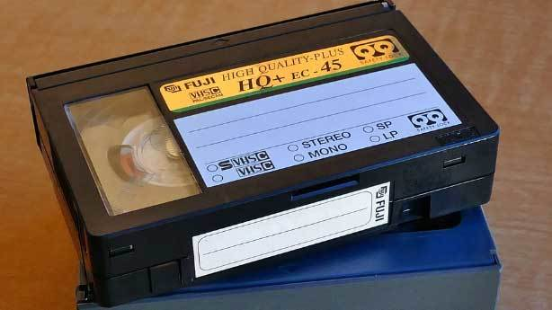 VHS - Betamax