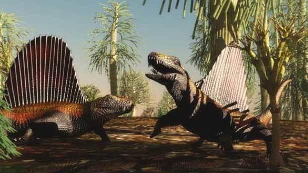 Permiyen Dönemi sonu kitlesel yok oluş fosilleri
