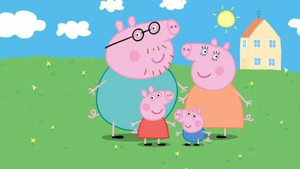 6- Peppa Pig