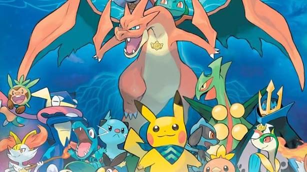 8- Pokemon