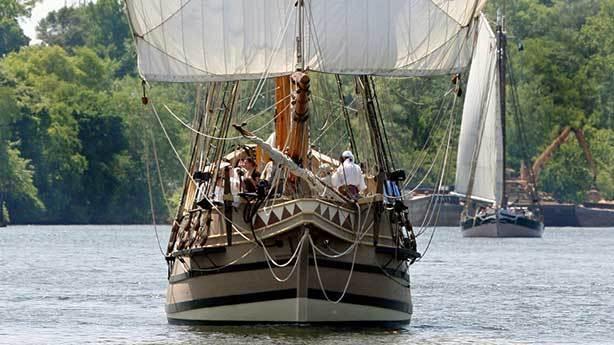 Jamestown ilk yer oldu