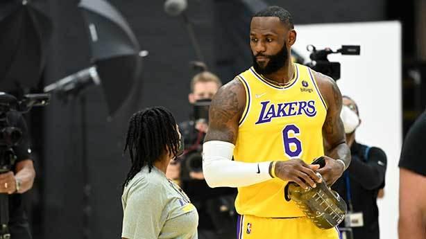 9- LeBron James