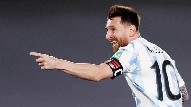 5- Lionel Messi