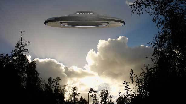 UFO'lar 51. Bölge'de