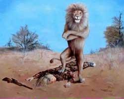 Hayvanlar İnsanların Yerine Geçerse...