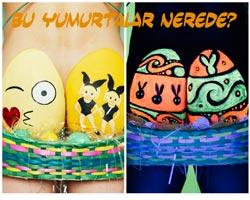 Paskalya-Bahar yumurtası yapma vakti. Bu yumurtalara çok şaşıracaksınız!