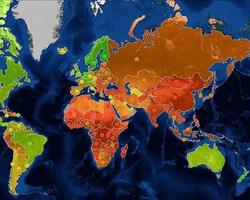 Okullarda gösterilmeyen haritalar!