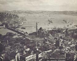 Eski İstanbul semtleri fotoğrafları