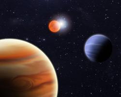 NASA yaşamın mümkün olabileceği iki gezegen keşfetti