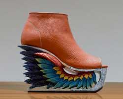Muhteşem ayakkabı tasarımları...
