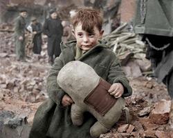 Tarihten renklendirilmiş 14 fotoğraf