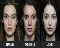 Hangi milletten kadın nasıl görünüyor?