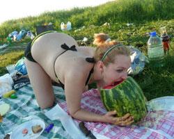 Rusların ilginç insanlar olduğunu kanıtlayan kareler!