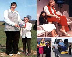 Dünyanın en uzun 10 kadını