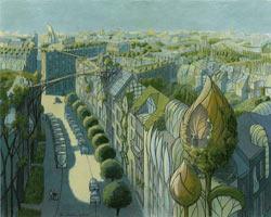 """Geleceğin hayali kentleri: """"Bitkisel Şehirler"""""""