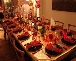 Yeni yılı evde karşılayanlara özel 20 yemekle yılbaşı menüsü