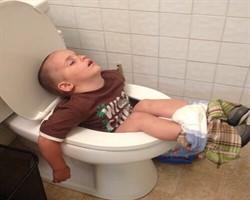 Çocukların her yerde uyuyabileceklerinin kanıtı 12 fotoğraf