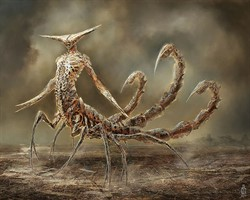 Burç simgeleriniz canavarlar olarak hayata gelse nasıl görünürlerdi?