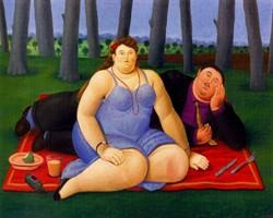 """Güzellik algısını yerle bir eden Fernando Botero: """"Şişman Güzeldir"""""""