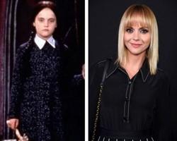 """""""Addams Ailesi"""" oyuncuları 25 yıl sonra nasıl görünüyorlar?"""