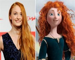 Disney karakterlerine benzeyen ünlüler sizi çok şaşırtacak!