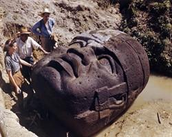 Dünyanın hala çok sır sakladığını ispatlayan 10 arkeolojik fotoğraf