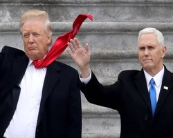 Trump'ın birbirinden tuhaf 10 kravatı