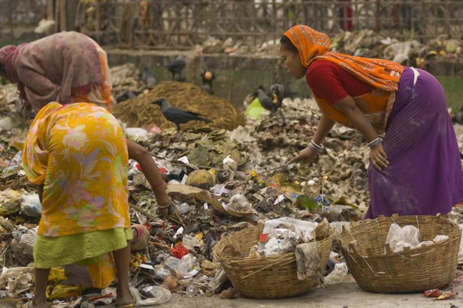 Hindistan'ın en alt tabakası: Dalitler