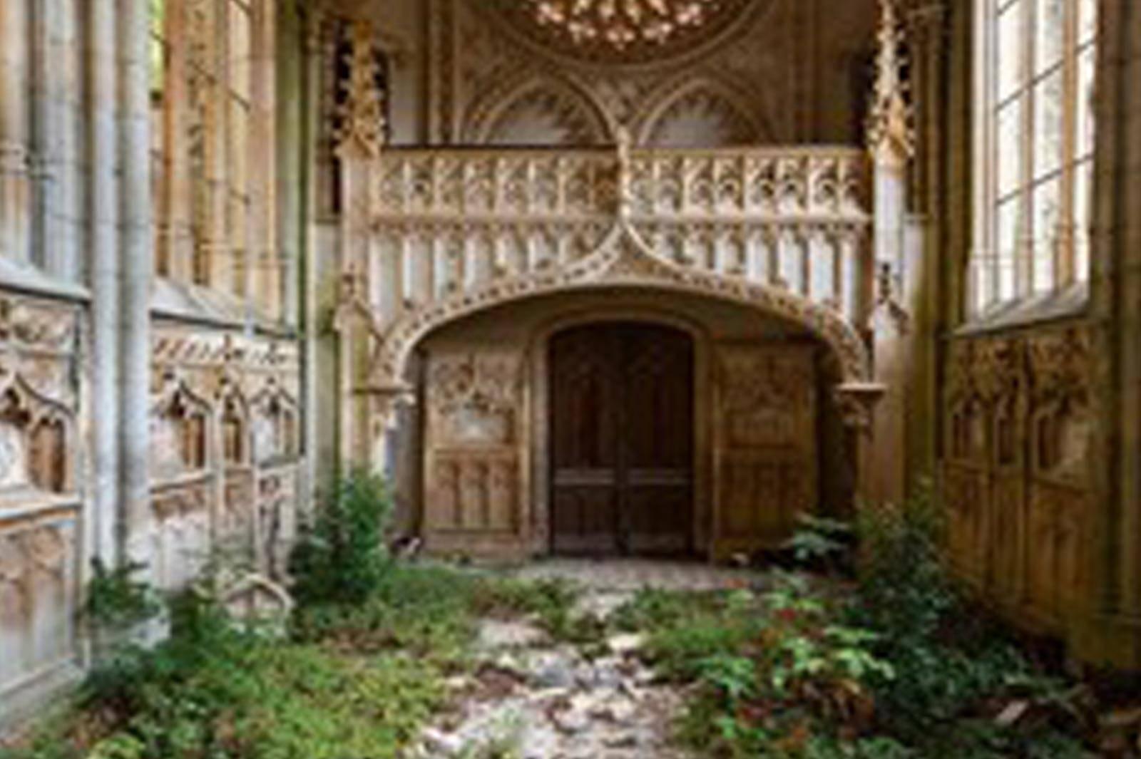 Dünyanın en ilgi çekici terkedilmiş mekanları