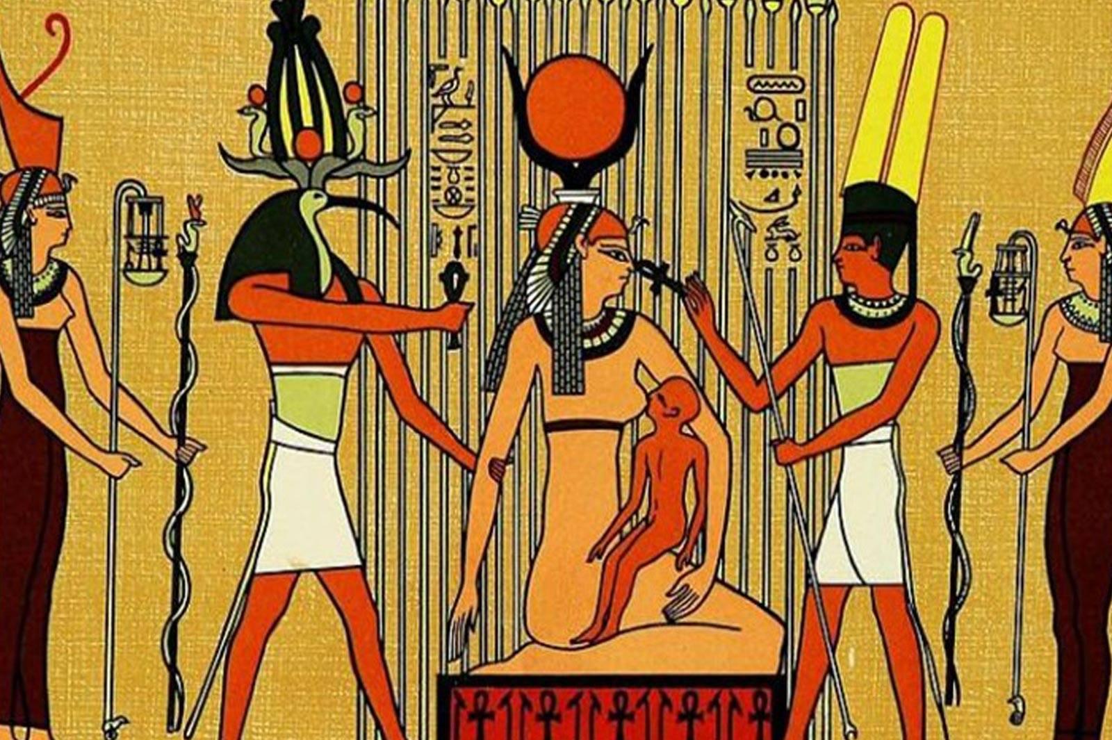 Antik Mısır'da uygulanan şaşırtıcı gebelik, cinsiyet ve doğum kontrolü yöntemleri!