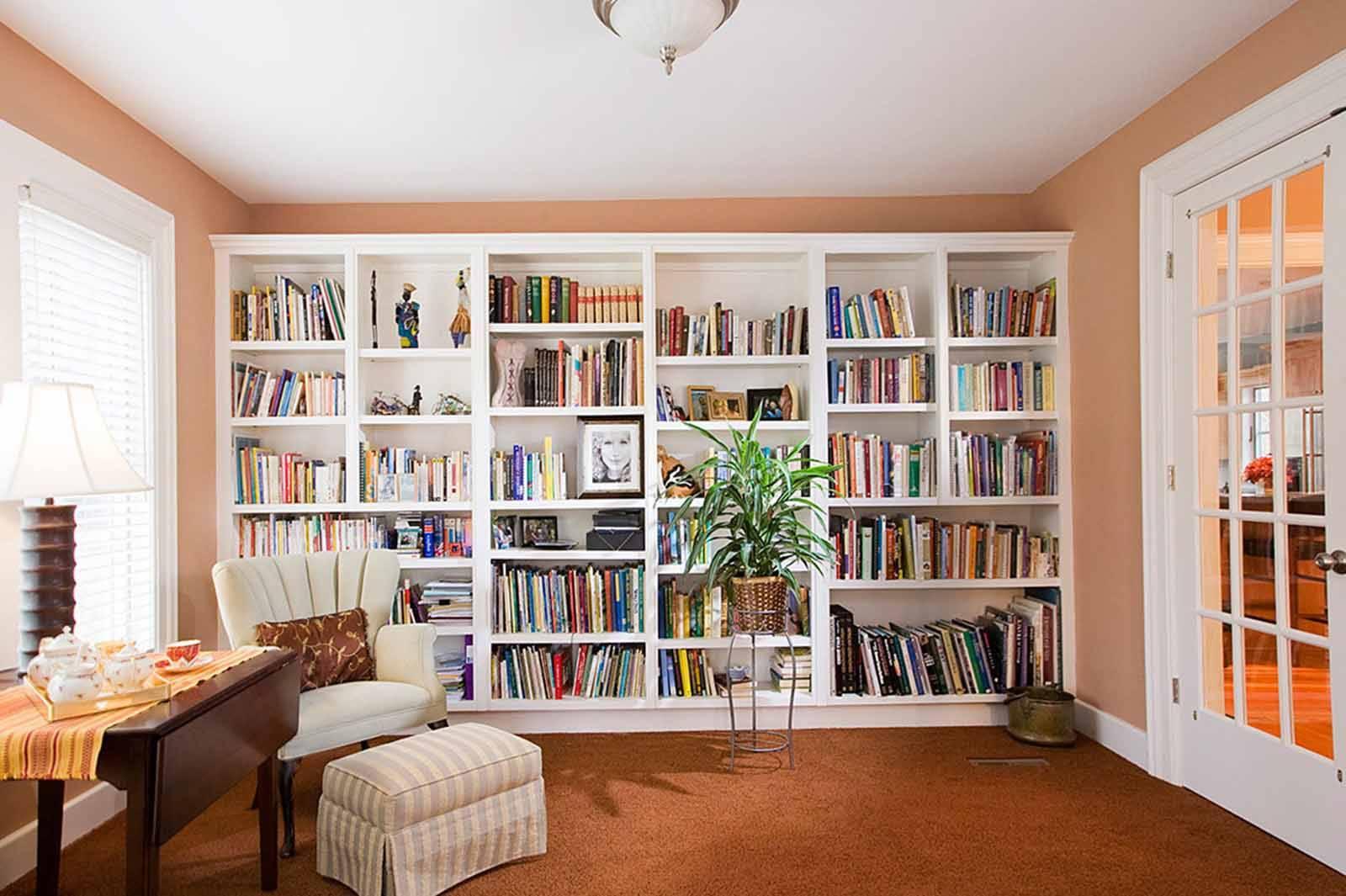 Kütüphanenizi düzenlerken kendinize sormanız gereken 7 soru