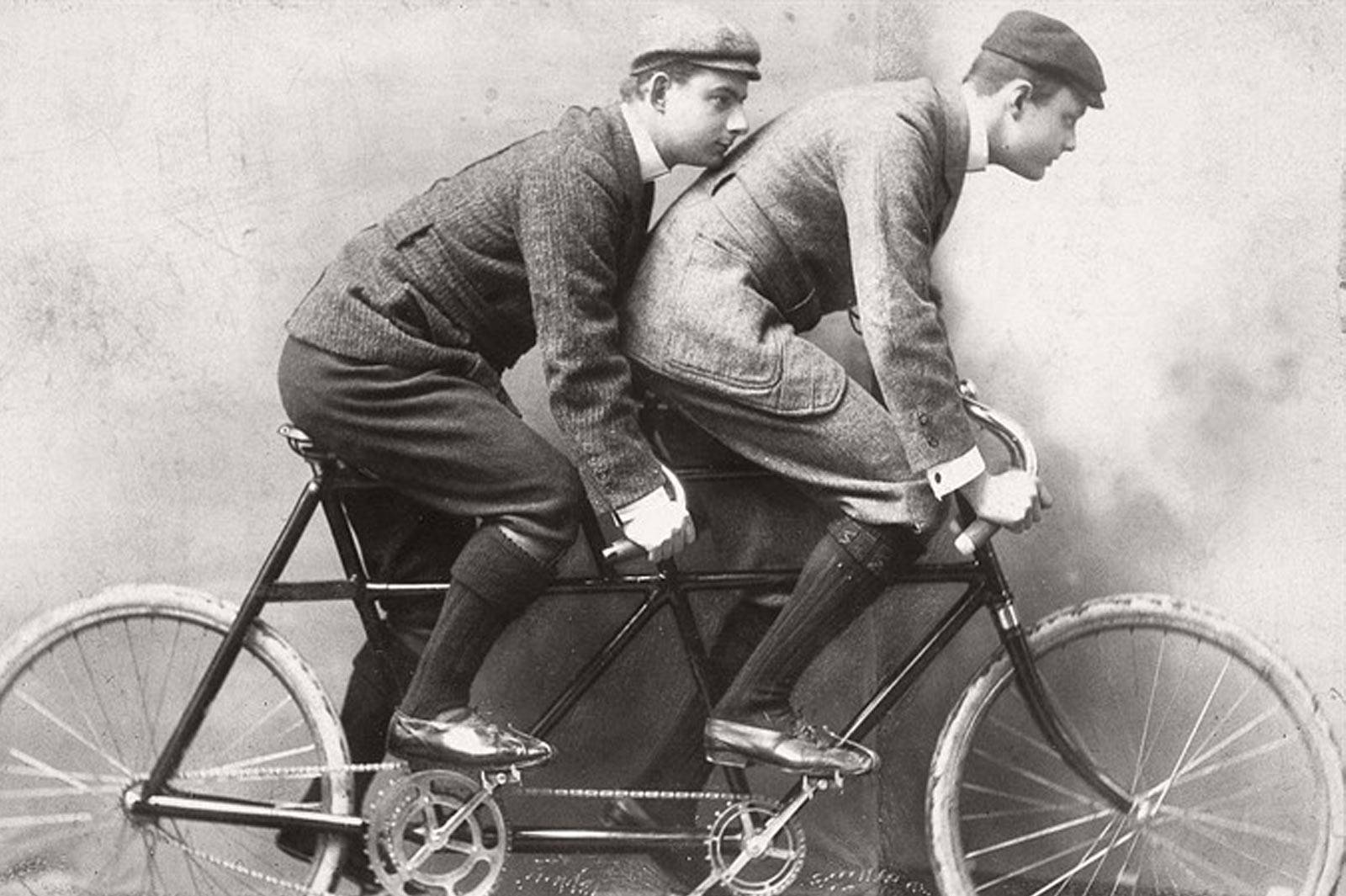 İlk bisikletler nasıl görünüyordu?