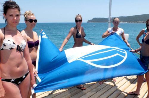Mavi bayrak sayısı bakımından 50 ülke arasında 444 plaj ile ikinci sıradayız