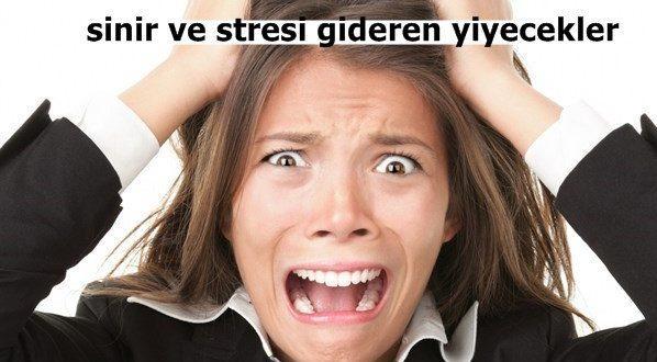 Sinir ve stres günlük hayatımızda zaman zaman karşılaştığımız, bazen önüne geçemediğimiz duygular.