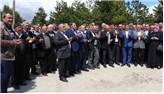 Samsun Havza'da 'Afet ve rahmet kurbanı' merasimi
