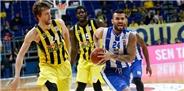 Fenerbahçe Play-off'u garantiledi