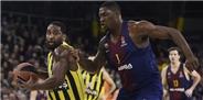 Fenerbahçe, Barcelona'yı dağıttı!