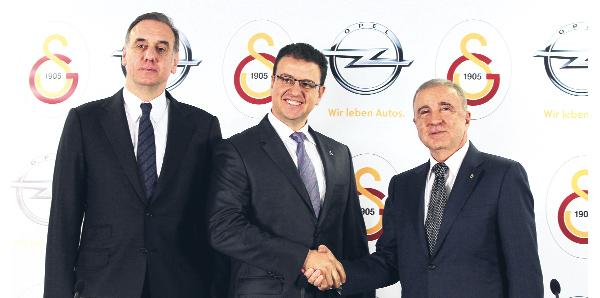 Opel'den 3.5 yıl için 5.6 milyon