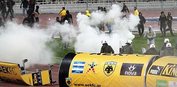 Karar verildi, AEK Atina küme düştü
