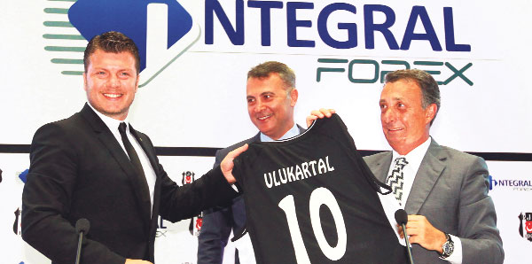 Kartal'ın sponsoru Ulukartal