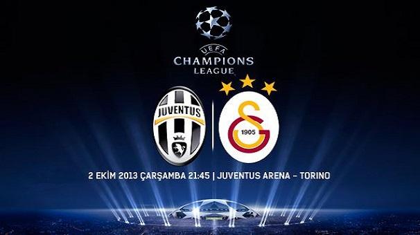 Juventus Galatasaray maçı izle d-smart