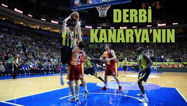 Galatasaray Fenerbahçe Ülker basketbol maçı özeti izle lig tvde