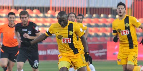 Eskişehirspor-Belediye Vanspor: 4-1