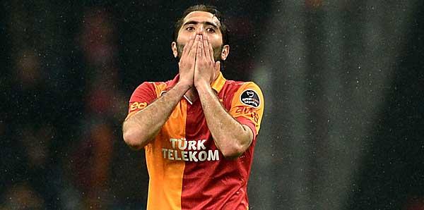 Galatasaray'da Hamit sürprizi!