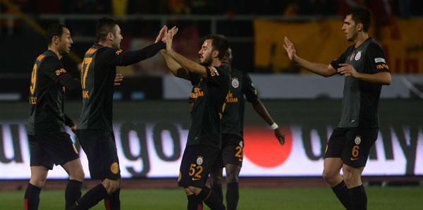 Galatasaray'dan Ajax'a final pençesi!