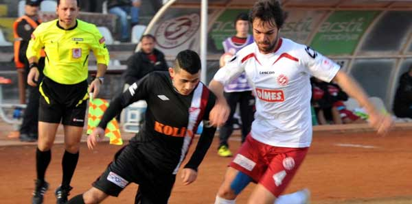 Tokatspor-Elazığspor: 2-2
